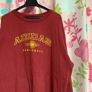 アディダス(adidas)のadidas アディダス (Tシャツ/カットソー(七分/長袖))