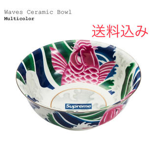 シュプリーム(Supreme)のSupreme  Waves Ceramic Bowl(食器)
