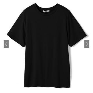 GRL - グレイル 黒 無地Tシャツ