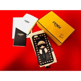 フェンディ(FENDI)のフェンディ 正規品(iPhoneケース)