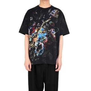 ラッドミュージシャン(LAD MUSICIAN)のBIG T-SHIRT 新品 19aw 44サイズ(Tシャツ/カットソー(半袖/袖なし))