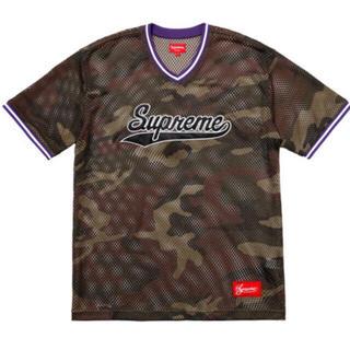 シュプリーム(Supreme)の週末限定値下げ中 シュプリーム ベースボールシャツ M(その他)