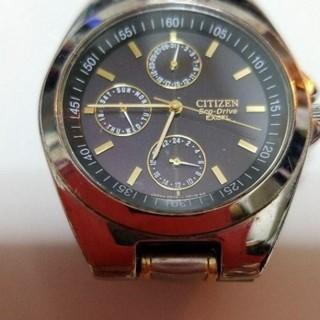 CITIZEN - 腕時計お値下げCITIZENーEco-DriveEXCELです CITIZEN