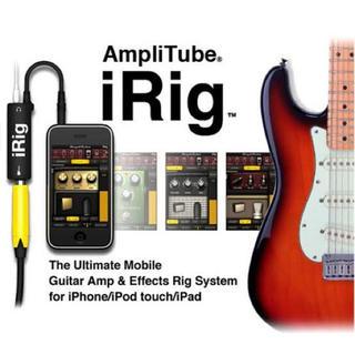 ギター ベース オーディオインターフェイス irig(その他)