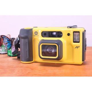 完動品◎ MINOLTA WEATHER MATIC 35 フィルムカメラ(その他)