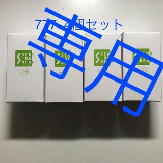 新品未開封 エルセーヌ No,777サプリ 4個セット(ダイエット食品)