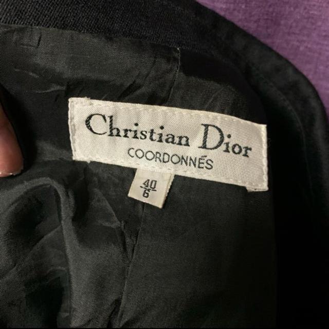 Christian Dior(クリスチャンディオール)のディオール セットアップ スーツ レディースのフォーマル/ドレス(スーツ)の商品写真