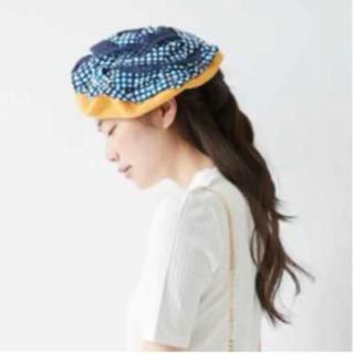 カシラ(CA4LA)のばらいろのぼうし ベレー帽(ハンチング/ベレー帽)