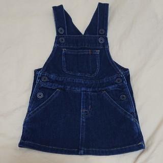 ムジルシリョウヒン(MUJI (無印良品))の無印良品 ジャンパースカート サロペット(スカート)