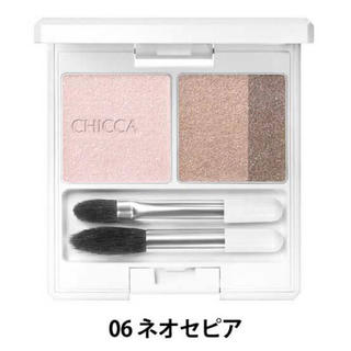 Kanebo - chicca キッカ アイシャドウ ネオセピア