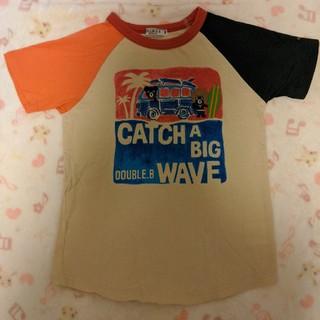 DOUBLE.B - ダブルB 半袖Tシャツ