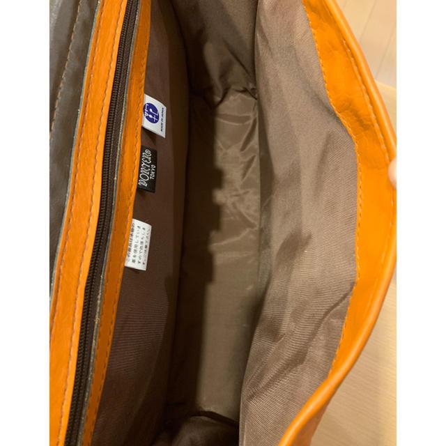 PORTER(ポーター)の吉田カバン ポーター バロン 2 WAYショルダーバッグ キャメル メンズのバッグ(ショルダーバッグ)の商品写真