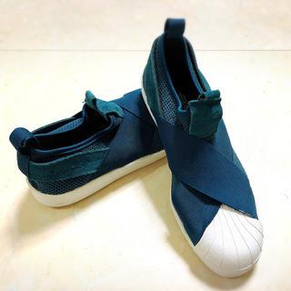 アディダス(adidas)のアディダス レアカラー adidas スーパースター スリッポン 23cm(スニーカー)