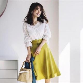 Apuweiser-riche - 【美品】アプワイザーリッシェ♡スカラ刺繍ブラウス