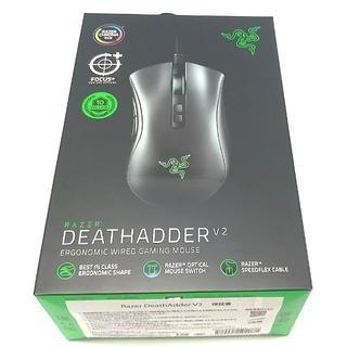 【新品未開封】Razer DeathAdder V2 ゲーミングマウス 右手