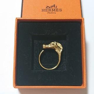 Hermes - HERMES エルメス ホース リング シュバル⭐シャネル ヴィトン フォクシー