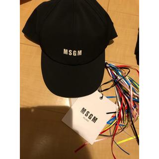 MSGM - MSGM キャップ