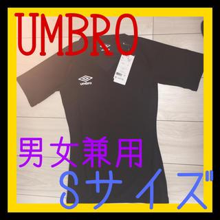 アンブロ(UMBRO)の【UMBRO】男女兼用 Vネックシャツ(Tシャツ/カットソー(半袖/袖なし))