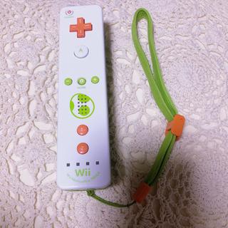 ウィー(Wii)のwii リモコン ヨッシー(家庭用ゲーム機本体)