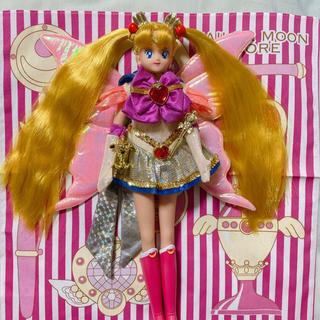 セーラームーン(セーラームーン)のスーパーセーラームーン コズミック クライシス ドール 人形 うさぎ レインボー(キャラクターグッズ)