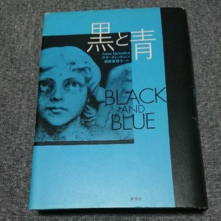 黒と青(文学/小説)