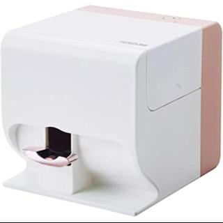 コイズミ(KOIZUMI)のKOIZUMI デジタルネイルプリンター プリネイル KNP-N800 P(ピ…(ネイル用品)