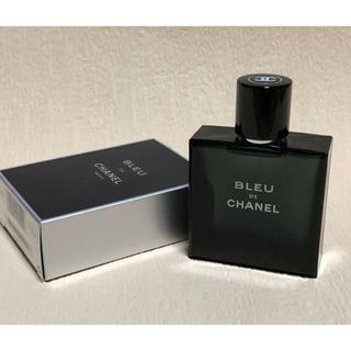 CHANEL - 【なぎ様専用】ブルー ドゥ シャネル オードトワレ  EDT 50ml 新品