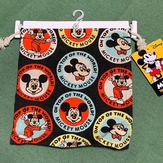 Disney - 341☆ディズニー☆巾着