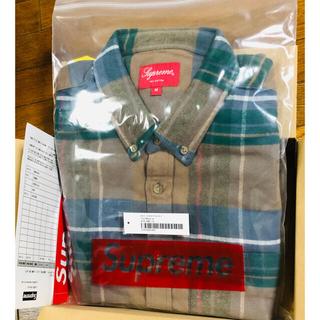 Supreme Daniel Johnston Plaid Shirt  M(シャツ)