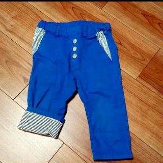 クレードスコープ(kladskap)のクレードスコープ 100 ハーフパンツ ブルー(パンツ/スパッツ)