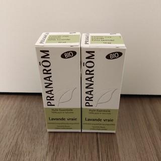 プラナロム(PRANAROM)のプラナロム ラベンダーアングスティーフォリア エッセンシャルオイル BIO 新品(エッセンシャルオイル(精油))