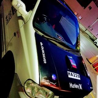 スズキ(スズキ)のアルトワークスRS-Z HA22S ツインカムターボ 4WD(車体)