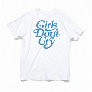 シュプリーム(Supreme)のガールズドントクライ Tシャツ Lサイズ(Tシャツ(半袖/袖なし))