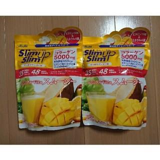 アサヒ(アサヒ)のslim up slim ベジフルVitaスムージー 300g 2袋(ダイエット食品)