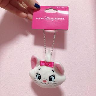 Disney - Disney マリーちゃんストラップ