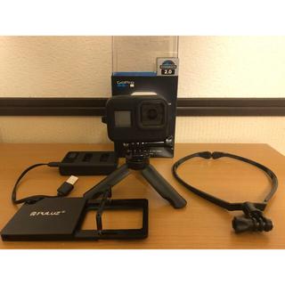 ゴープロ(GoPro)のGopro Hero8アクションカメラ(コンパクトデジタルカメラ)