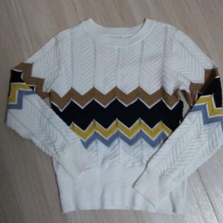 エム(M)のセーター(ニット/セーター)