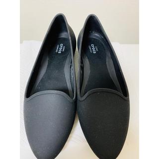 クロックス(crocs)のcrocs EVE FLAT(レインブーツ/長靴)