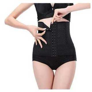 ダイエット用 コルセット ウエストニッパー 痩せる 女性 腰痛 産後 矯正 補正(エクササイズ用品)