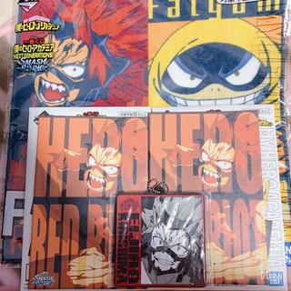 バンダイ(BANDAI)の僕のヒーローアカデミア 1番クジ 切島鋭児郎 ファットガム(キャラクターグッズ)