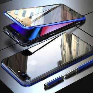 両面 ガラス マグネット iPhone8 / 7 カバー iPhoneカバー(iPhoneケース)