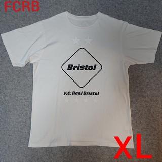 エフシーアールビー(F.C.R.B.)のF.C. Real Bristol Emblem Tシャツ XL★美品★(Tシャツ/カットソー(半袖/袖なし))
