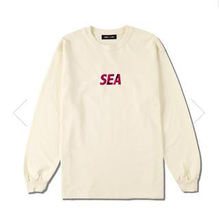 Supreme - WIND AND SEA L/S T-SHIRT IVORY アイボリー L