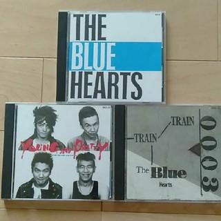 【当時物 盤面美品】ブルーハーツ CD ハイロウズ クロマニヨンズ(ポップス/ロック(邦楽))