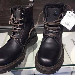 モンクレール(MONCLER)のモンクレール ブーツ サイズ39 28.0cm相当(ブーツ)
