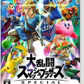 ニンテンドースイッチ(Nintendo Switch)のSwitch 大乱闘 スマッシュブラザーズ special(家庭用ゲームソフト)