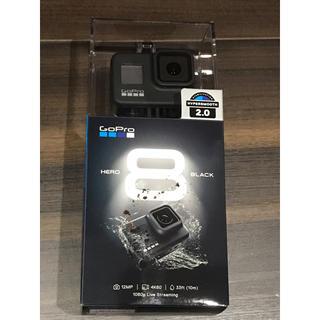 ゴープロ(GoPro)の匿名配送 保証付き gopro hero8 国内正規品(コンパクトデジタルカメラ)