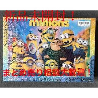 ディズニー(Disney)のミニオン 1,000ピース ジグソー パズル(その他)