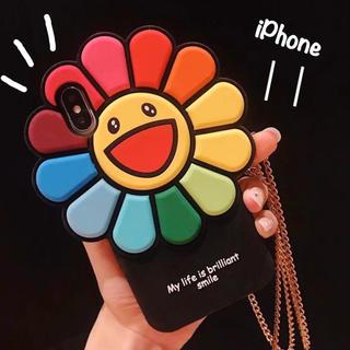 落としても衝撃に強い!カイカイキキiphone11用 花柄ケース(iPhoneケース)