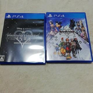 プレイステーション4(PlayStation4)のキングダム ハーツ -HD 1.5+2.5 & 2.8(家庭用ゲームソフト)